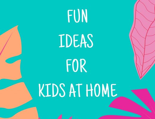 Activity book for kids at home