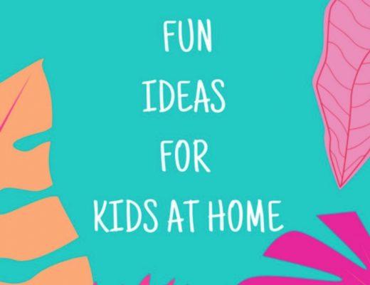 Fun ideas for kids